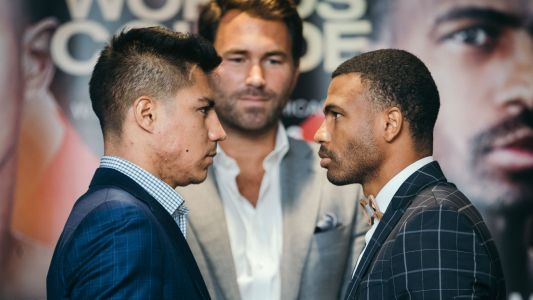 Jessie Vargas-Thomas Dulorme winner in line to face Shawn Porter