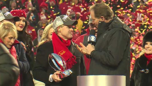 Chiefs bring Lamar Hunt trophy home with win over Titans