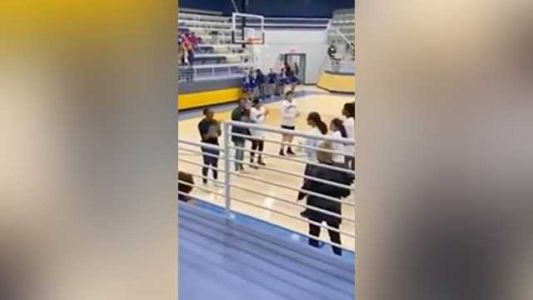 Girls basketball team speaks out after announcer calls their names 'disgusting'