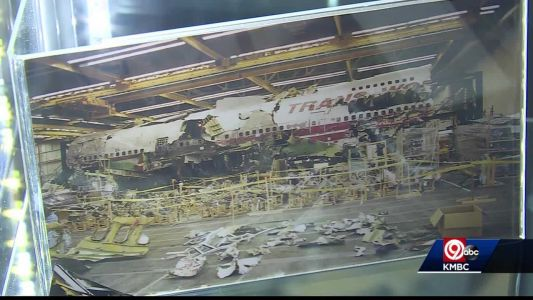 NTSB expected to destroy what's left of doomed TWA Flight 800