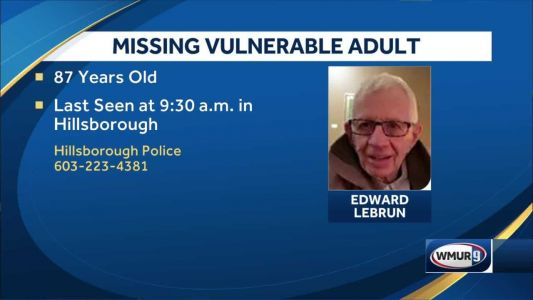 Police searching for missing man with dementia last seen in Hillsborough