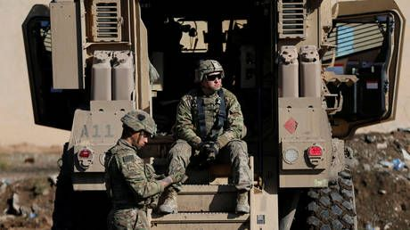 Pentagon insists US troops are 'FORCE FOR GOOD' in Iraq after its parliament votes to expel them