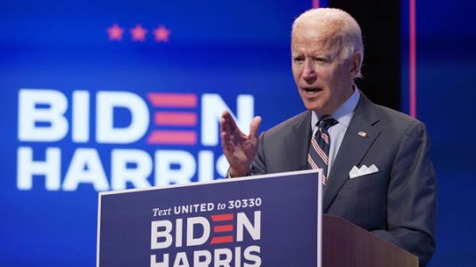 'I Trust Vaccines. I Trust Scientists. But I Don't Trust Donald Trump,' Biden Says