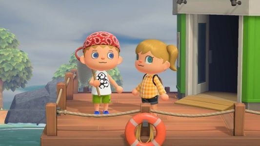 The best things to do with friends in Animal Crossing: New Horizons