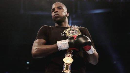 How Lawrence Okoli went from earning $8 an hour at McDonald's to chasing world titles