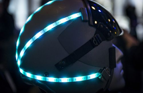 AFLCMC team working to acquire next generation fixed-wing helmet