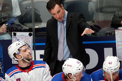 Rangers can't afford another David Quinn mistake like this