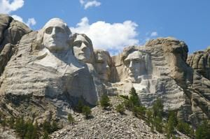 Fact-checking president's claims on Mount Rushmore fireworks