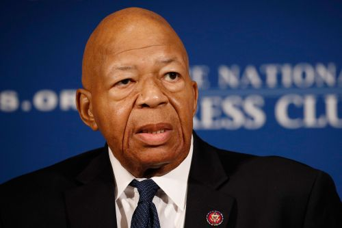 Elijah Cummings dead at 68