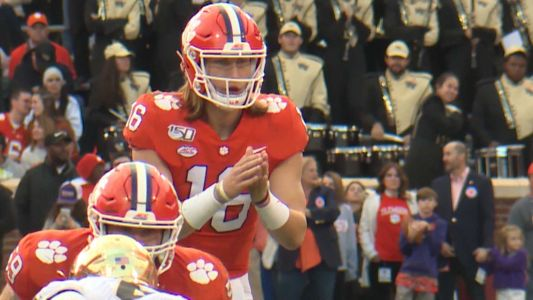 Trevor Lawrence tests positive for COVID-19