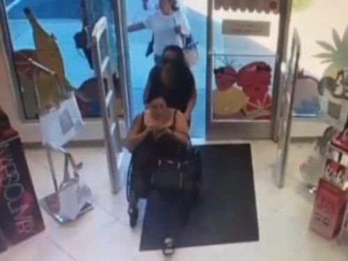 Police are attempting to identify women who allegedly smuggled $800 worth of makeup out of an Ulta store