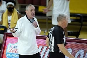 Pac-12 reprimands Arizona State's Bobby Hurley for comments