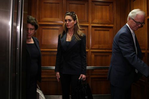 Hope Hicks' testimony gets second look after Cohen document dump