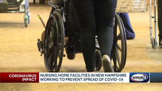 Nursing homes take precautions against COVID-19 spread