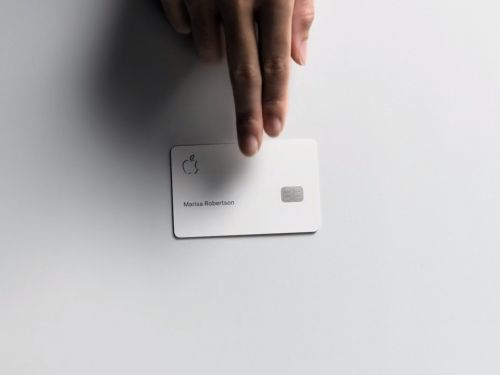 Apple just introduced a new rewards credit card that's sure to be a game-changer for iPhone users