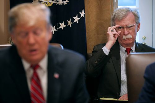 Bolton account of Ukraine aid could revive call for impeachment witnesses