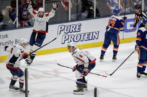 Islanders collapse against Capitals in failed litmus test