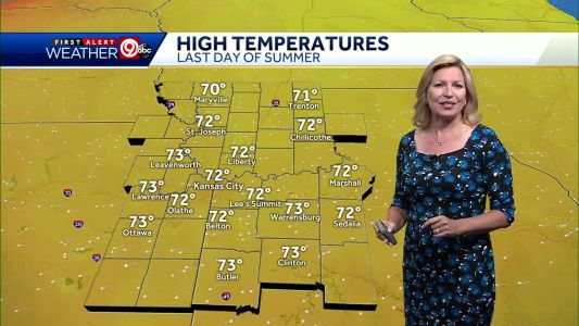 First Alert: Fabulous weather ahead for your Saturday