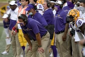 LSU working with NCAA to self-impose penalties for football