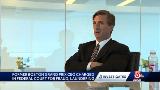 Former Boston Grand Prix CFO faces federal fraud, tax charges