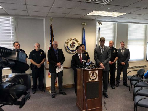 15 Milwaukee men charged with heroin trafficking, firearms possession