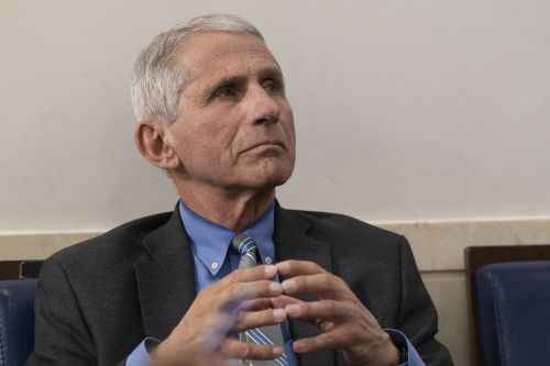 Dr. Fauci says Americans should never shake hands again due to coronavirus