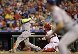 Mets coach posts video of Céspedes taking batting practice