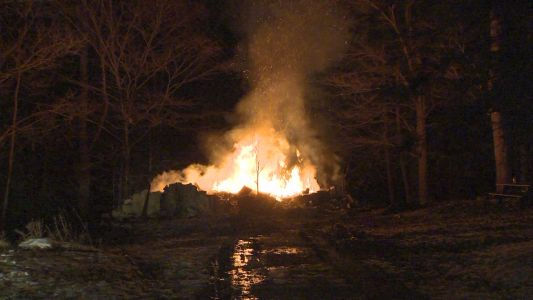 Homeowner expected to be charged after fire destroys house in Ligonier