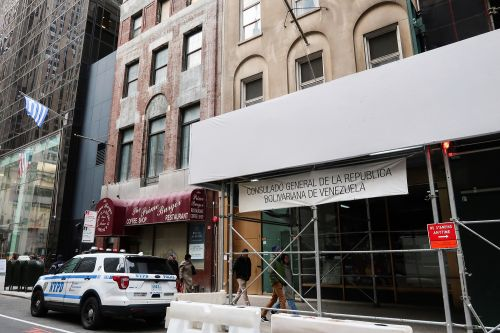 Gutsy plans for Tower Fifth in Midtown to include Venezuela consulate