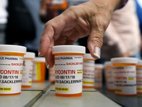 Purdue Pharma Tentatively Settles Thousands of Opioids Cases