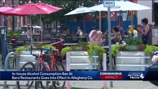 Gov. Wolf reminds Pa. bars, restaurants of requirements to protect customers, employees