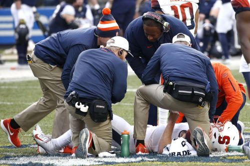 Eric Dungey's Syracuse career may be over after injury