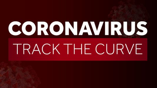 Tracking curve of coronavirus cases, deaths in Florida