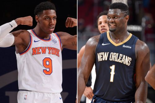 RJ Barrett gets his first NBA shot at Zion Williamson with narrative changing