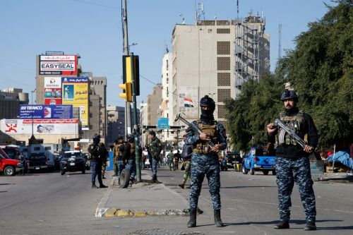 Deadly suicide attack rocks central Baghdad, first in 3 years