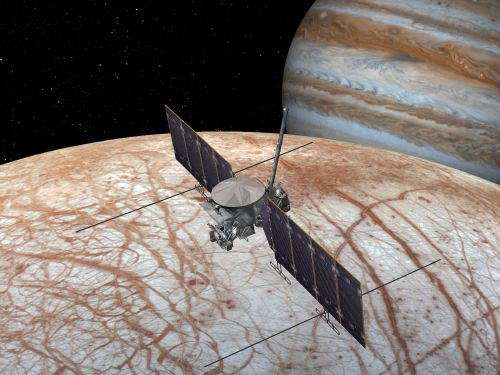 NASA just detected water vapor on a moon of Jupiter - yet another clue that Europa's hidden ocean could hold alien life