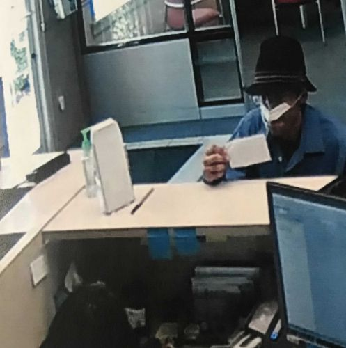 Man wearing mask robs Greenville County bank; deputies search for suspect, officials say