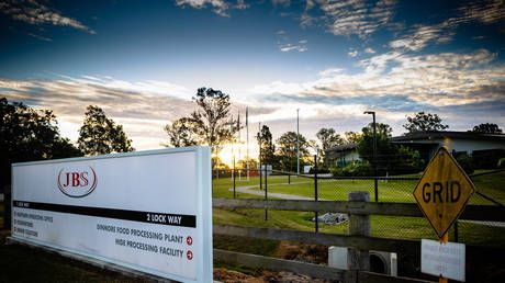 Deliveries stopped and thousands of workers sent home in Australia after hackers attack world's largest meat processor