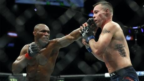 UFC 245: Kamaru Usman stops Colby Covington in five-round welterweight championship classic