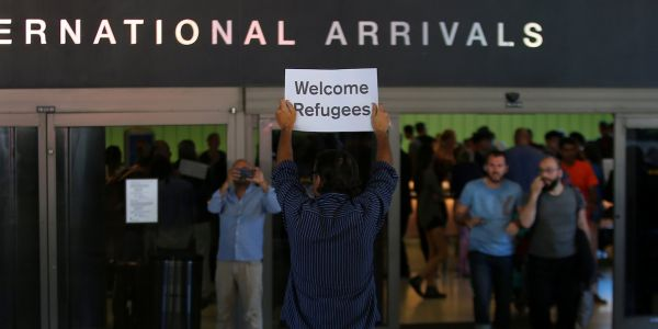The number of refugees the US takes in each year has plummeted under Trump. Here's how tough the vetting process is