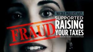 Watch: First NY-11 DCCC Ad Boils Malliotakis Down To One Word: Fraud