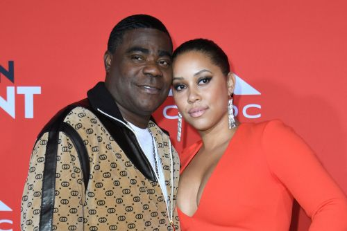 Tracy Morgan and wife Megan Wollover to divorce