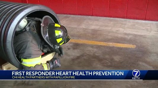 CHI Health partners with Papillion Fire Department