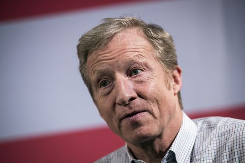 Steyer pours money into black organizations ahead of primaries