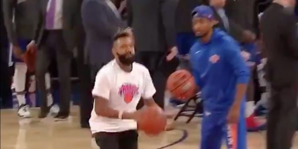 Knicks fan that won $1,000 worth of scratch-off lottery tickets for half-court shot only gets $500