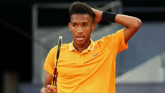 French Open 2019: Injured Felix Auger-Aliassime withdraws from tournament