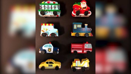 Target recalls half-million toy cars that pose choking risk