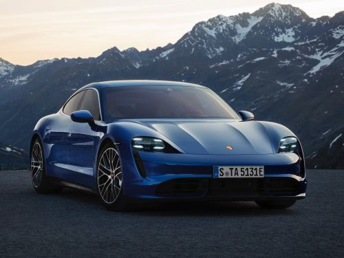 Elon Musk took a shot at Bill Gates after the Microsoft founder said he bought Porsche's electric sports car instead of a Tesla - here are the details on Gates' new car