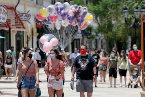 Disney World shaves another two hours off its schedule after lower-than-expected turn out at parks amid the pandemic