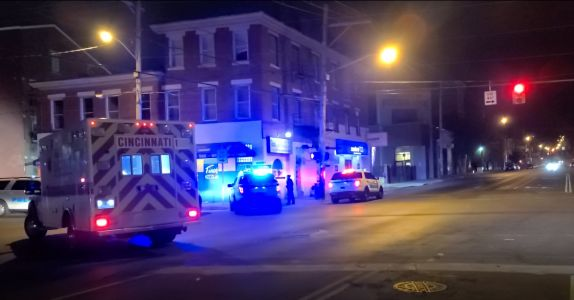 Double shooting in Over-The-Rhine